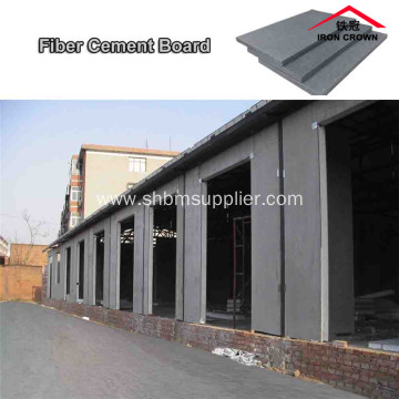 External Cladding Panel Anti-freeze 6mm Fiber Cement Board