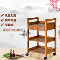 Beauty salon trolley with drawers