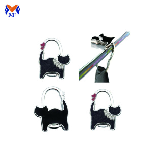 Wholesale quality custom bag hook purse hanger