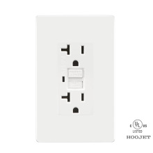 China for China Regular GFCI UL,Receptacle GFCI,GFCI Outlet with UL943,GFCI Receptacle Manufacturer American Using Wall Socket GFCI Wall Outlet Sockets export to Bulgaria Importers