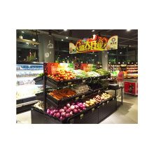 Vegetable And Fruit Display Stand