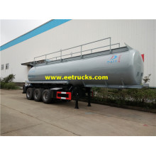 8000 Gallons 35MT Chemical Liquid Tank Trailers