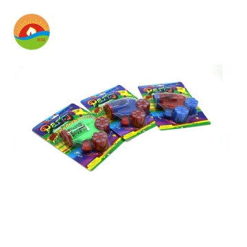Small confetti popper fireworks toy gun