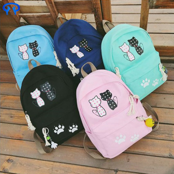 Cute fashion college cheap backpack