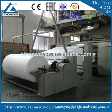 2016 New Design AL-1600 S Nonwoven Machine with Reasonable Price