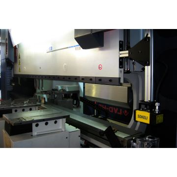 Laser Guarding for Press Brake Bending Machine