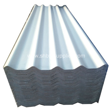 Anti-corrosion No-asbestos Fire-protection MgO Roof Sheets