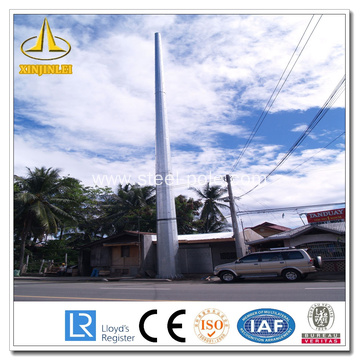 12m Steel Pole China Manufacturers & Suppliers & Factory