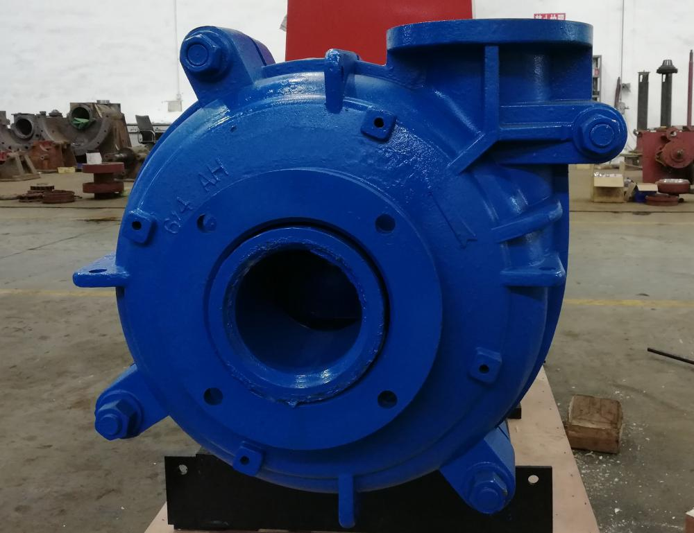 6/4D-AH Heavy Duty slurry Pump