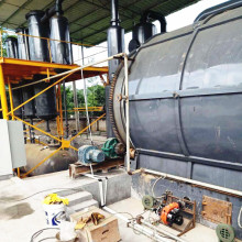 Tyre Recycle Fuel to Oil Plant