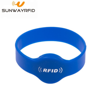 Water-proof Ultralight-C Silicone Rfid Wristband