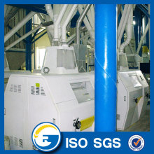 Customized for Maize Flour Processing Plant 120 Tons / 24 Hours Corn grinding mill export to France Exporter
