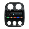 JEEP Compass Audio Accessori Car Android Video Player