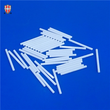 precision thin zirconia ceramic welding locating pin needle