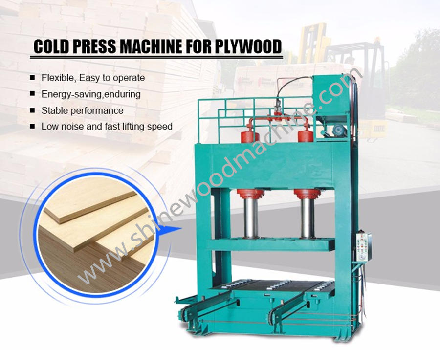 Plywood Cold Press Machine