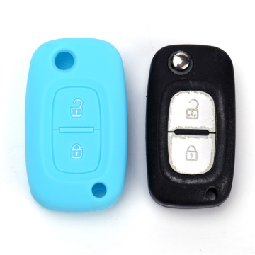 Silicone Renault Car Remote Key Cover