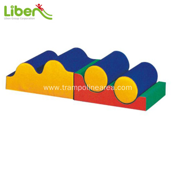 Kids indoor soft play equipment for shop