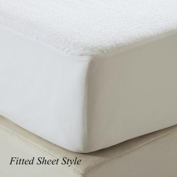 "Mattress Pad Protector Queen Fitted 8""-21"" Deep Pocket"