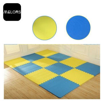 Melors EVA Material Interlocking Floor Foam Mat