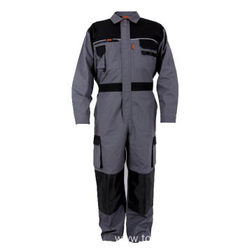 Many Pockets Work Wear Basic Work Overalls