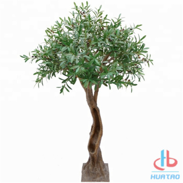Indoor Use Artificial Olive Tree
