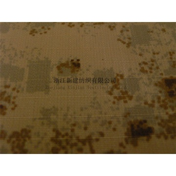 Mud Camouflage Fabric for the Middle East