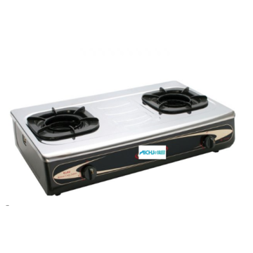 Inner Burner Gas Stove 2 Burner