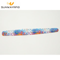 Full color printing Waterproof RFID Wristband for club