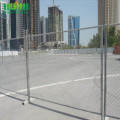 Construction Site Portable Safety America Temporary Fence