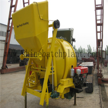 Portable Electric Drum Concrete  Mixer