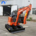 MINI EXCAVATOR AIR HYDRAULIC THUMB DOZER BLADE