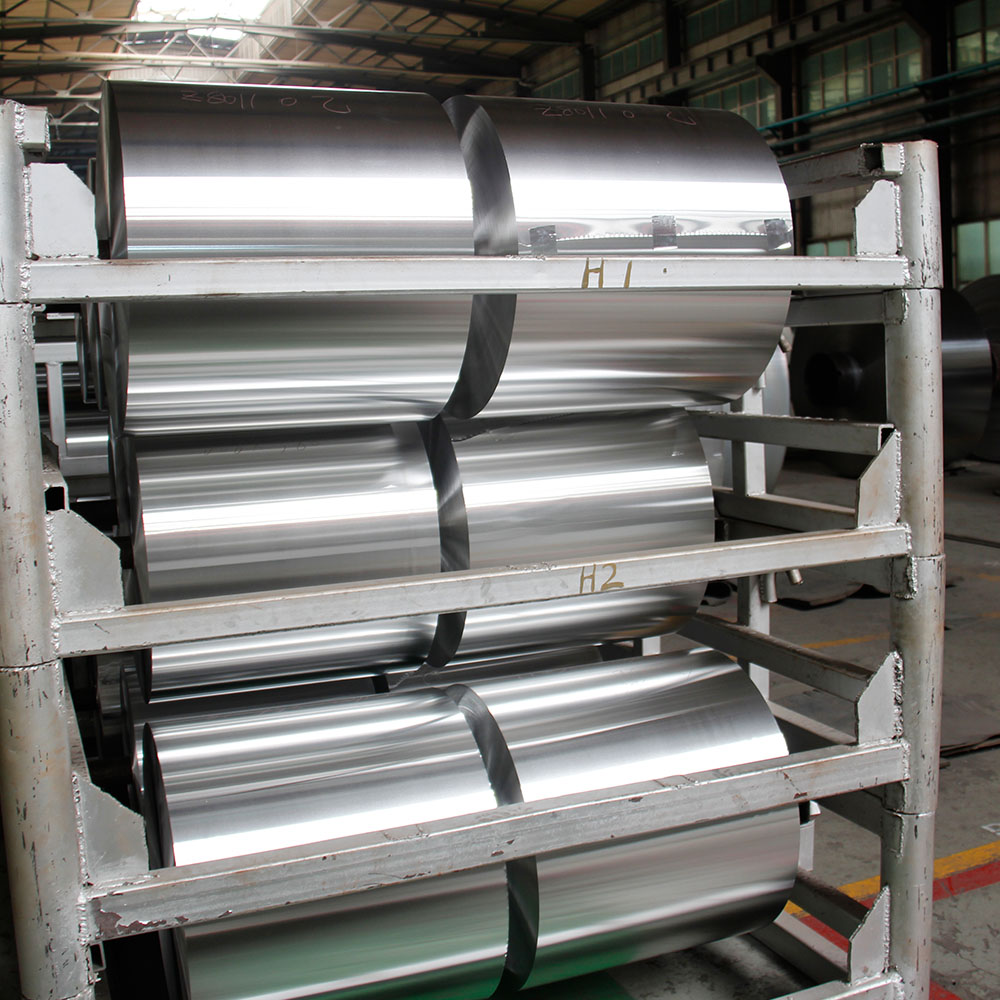 1100 Aluminum Foil Price Supplier