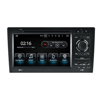 7inchTouch экраны Үздік Double Din Car Radio