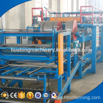 New style 0.5mm thickness sandwich panel production line