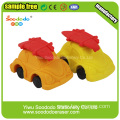 Car cute erasers for kids ,pencil eraser Japanese
