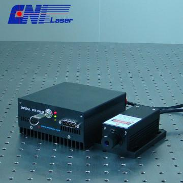 50mW 488nm blue laser for medical imaging