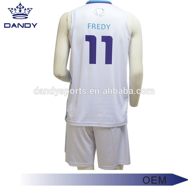 unique basketball jersey