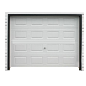Automatic Residential Aluminum Alloy Sectional Garage Door