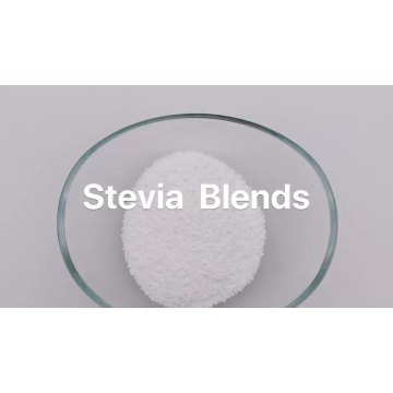 China natural stevia extract mix with erythritol