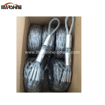 Single Eye Fiber Optic Cable Pulling Grips