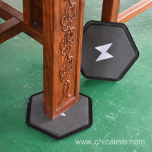 High Quality for EVA Foam Puzzle Eva furniture feet movers sliders supply to South Korea Exporter