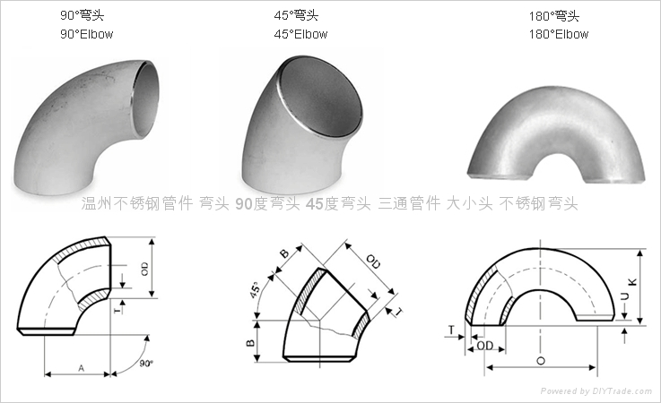 Carbon Steel High Quality Seamless Elbow