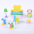 3D EVA Furniture Educational Kids Puzzle Toy