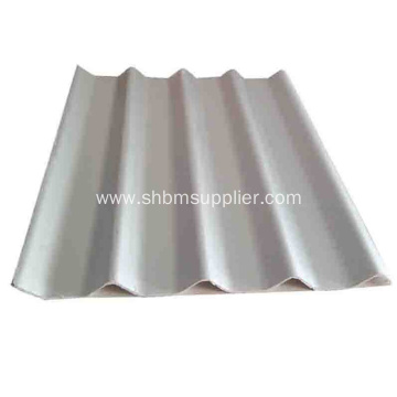 Acid&Alkali Resistant UV-Blocking PET-Film MgO Roof Sheet