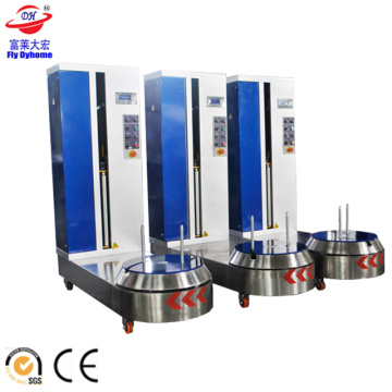 LP600F-L automatic airport luggage wrapping machine