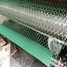 20 Gauge Hexagonal Decorated Wire Mesh