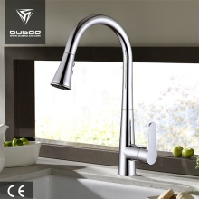 Hot And Cold Swivel Spout Pull-Down Faucet Tap