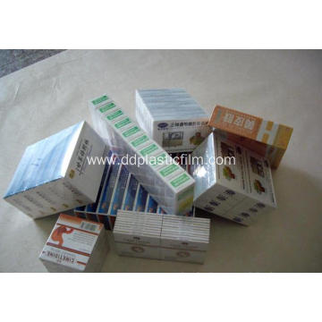 BOPP cigarette film for box