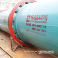 Industrial Rotary Dryer in Mine Metallurgy