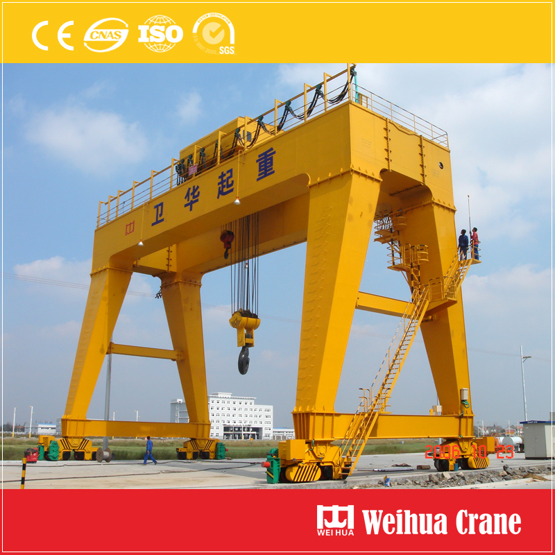 Double Girder Gantry Crane A